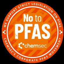 ChemSec PFAS Badge