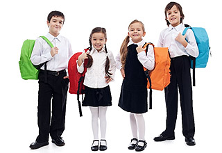 school uniforms PFAS